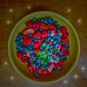 Fairy Berry Salad