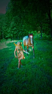 Old Horse and the Home Place Fairies