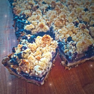 Blueberry Bars  (12)